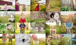 43款儿童照片甜美效果LR预设