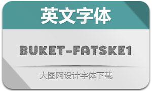 Buket-FatSketch1(英文字体)