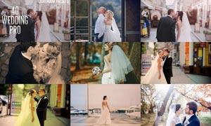 40款专业级婚礼人像复古效果LR预设