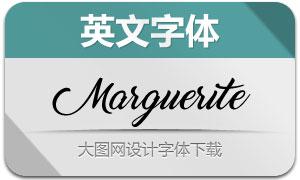 Marguerite(英文字体)