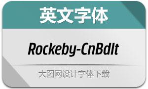 Rockeby-CnBdIt(英文字体)