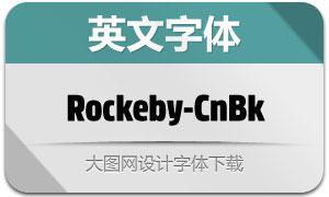 Rockeby-CnBk(英文字体)
