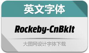 Rockeby-CnBkIt(英文字体)
