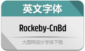 Rockeby-CnBd(英文字体)