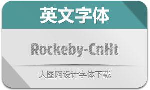 Rockeby-CnHt(英文字体)