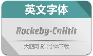 Rockeby-CnHtIt(英文字体)