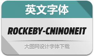 Rockeby-CnInOneIt(英文字体)
