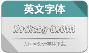 Rockeby-CnOtIt(英文字体)