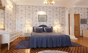 房间室内装饰画与家具摄影高清图片