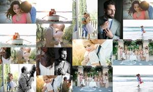 婚礼随拍照片后期调色LR预设V2