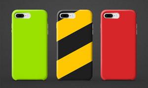 iPhone 7 Plus手机保护套贴图模板
