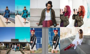 3款照片暖色和唯美艺术效果LR预设