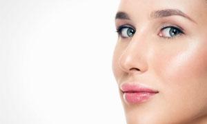 美容护肤主题美女模特摄影高清图片