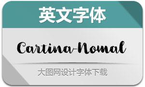 Cartina-Nomal(英文字体)