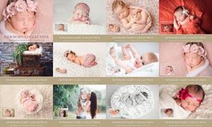 40款新生儿后期甜美暖色LR预设