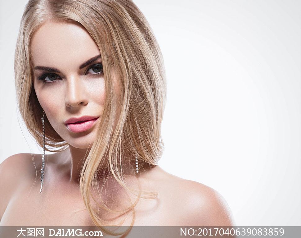 关 键 词: 大图高清图片素材摄影人物美女女人女性写真模特近景特写