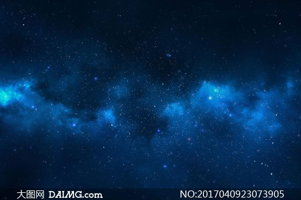 夜空中的点点繁星景观摄影 澳门线上必赢赌场