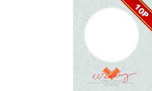 2017年影楼婚纱模板杂锦集Vol.15