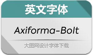 Axiforma-BookItalic(英文字体)