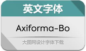 Axiforma-Book(英文字体)
