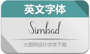 Simbad(英文字体)