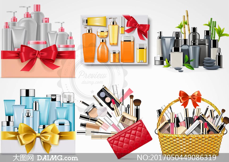 关 键 词: 矢量素材矢量图设计素材创意设计生活百科化妆品护肤品