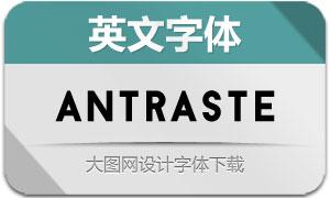 Antraste(英文字体)