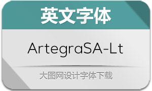 ArtegraSansAlt-Light(英文字体)