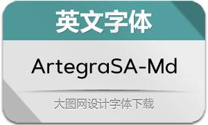 ArtegraSansAlt-Medium(英文字体)