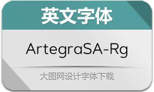 ArtegraSansAlt-Regular(英文字体)