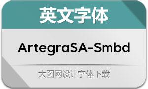 ArtegraSansAlt-SemiBold(英文字体)