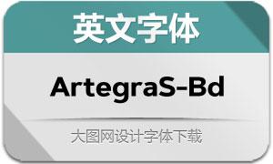 ArtegraSans-Bold(英文字体)