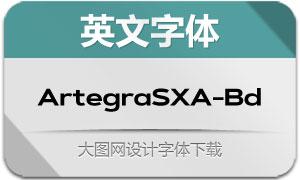 ArtegraSXA-Bold(英文字体)