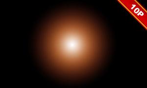 多款高光适用光晕主题高清图片集V02