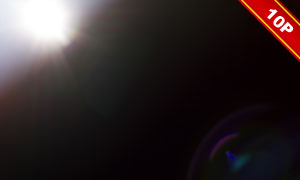 多款高光适用光晕主题高清图片集V04