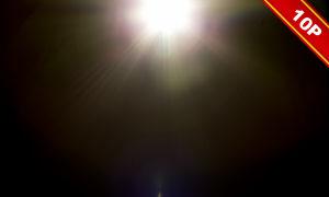 多款高光适用光晕主题高清图片集V06