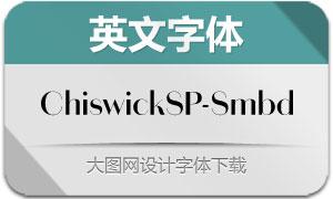 ChiswickSansPoster-Smbd(字体)