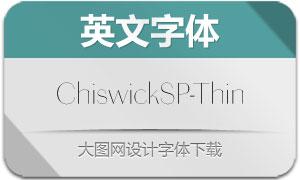 ChiswickSansPoster-Thin(字体)