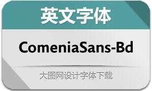 ComeniaSans-Bold(英文字体)
