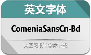 ComeniaSansCn-Bold(英文字体)