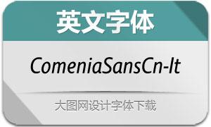 ComeniaSansCn-It(英文字体)