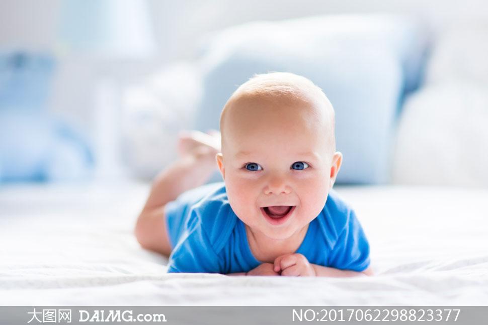 高清图片 可爱宝宝 > 素材信息                          婴儿与面带