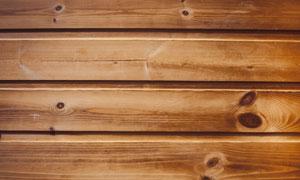 棕色木板纹理背景主题摄影高清图片