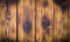 纹路清晰可见木板纹理背景高清图片