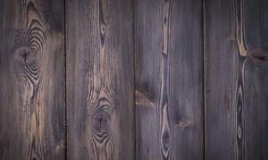可清晰看到年轮纹路的木板高清图片