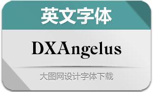 DXAngelus(英文字体)