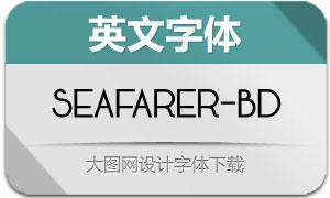 Seafarer-Bold(英文字体)
