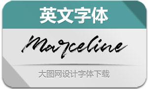 Marceline(英文字体)
