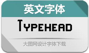 Typehead(英文字体)