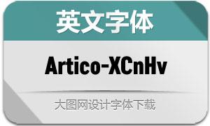 Artico-ExtraCondHv(英文字体)